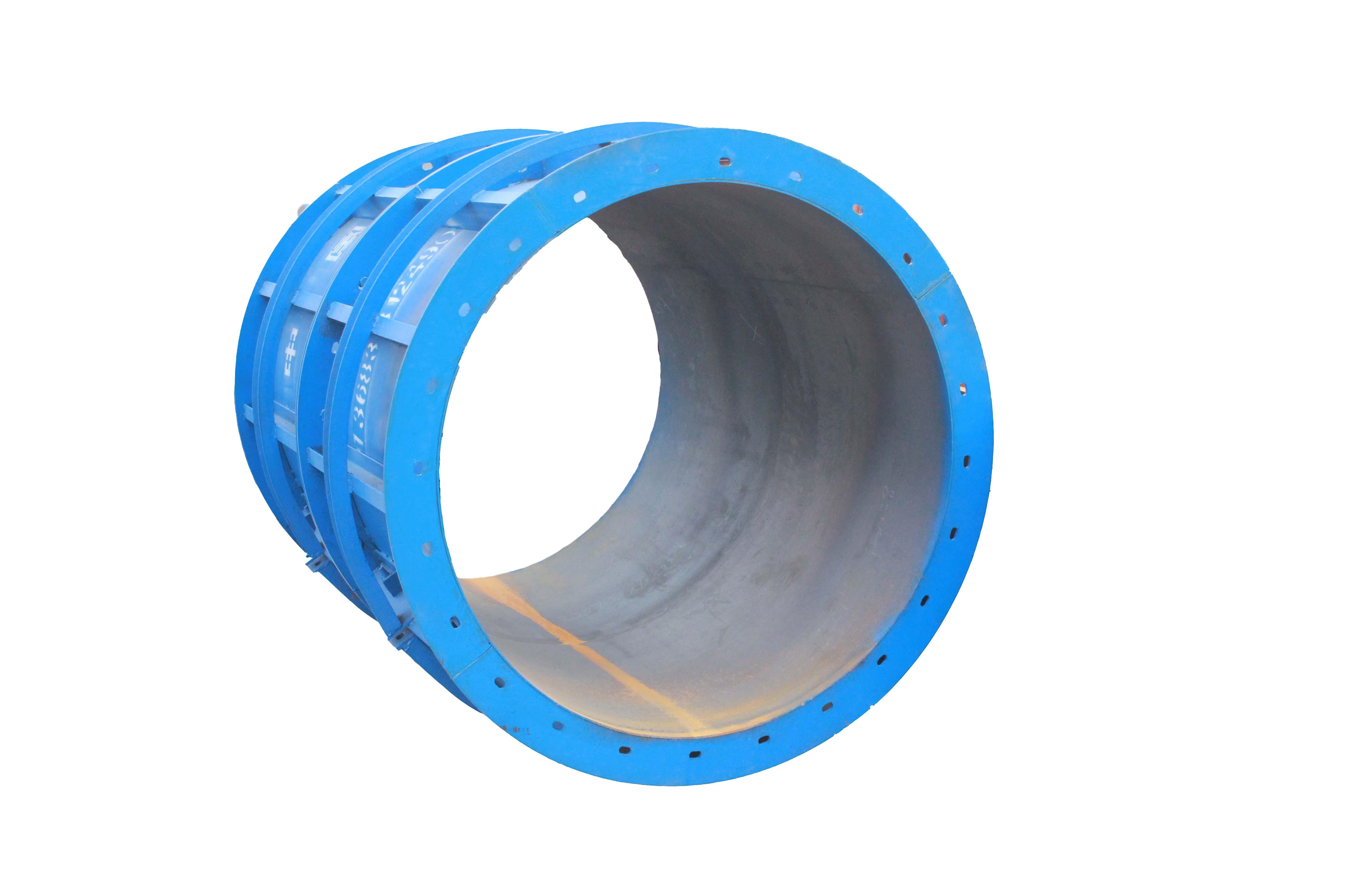 圆柱钢模板厂家直供